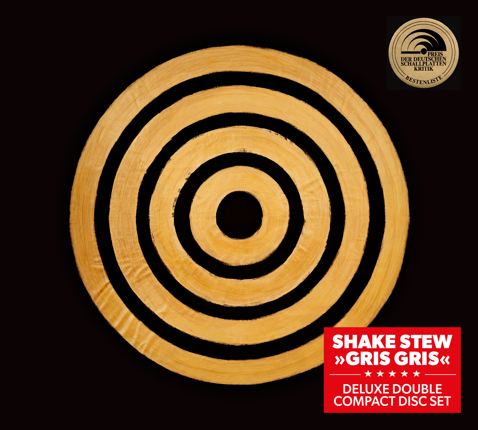 Shake Stew - Gris Gris - Cover